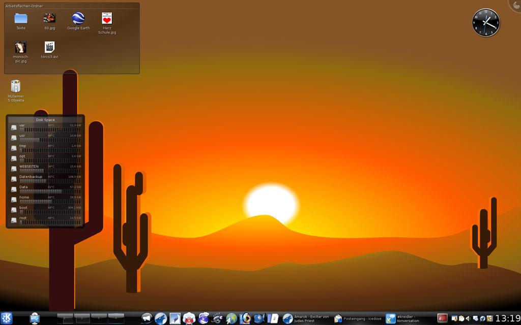 Screenshots – Debian Linux Diskussioner – Last.fm